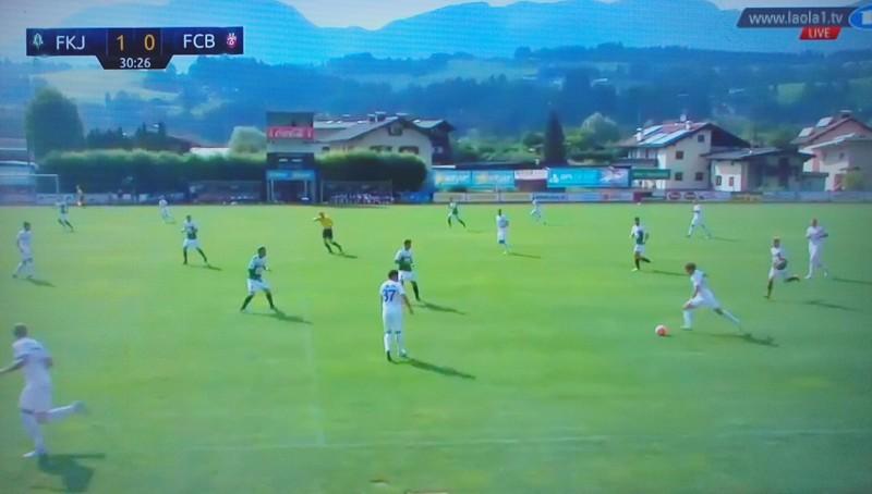 Rezervele de la FC Botosani pierd cel de-al doilea meci amical din Austria! FOTO