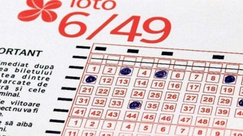 Rezultate Loto 6/49: Numerele extrase duminică, 9 februarie 2020