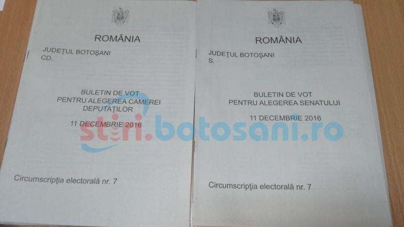 Rezultate oficiale după redistribuire: Lista celor nouă parlamentari de Botoşani!