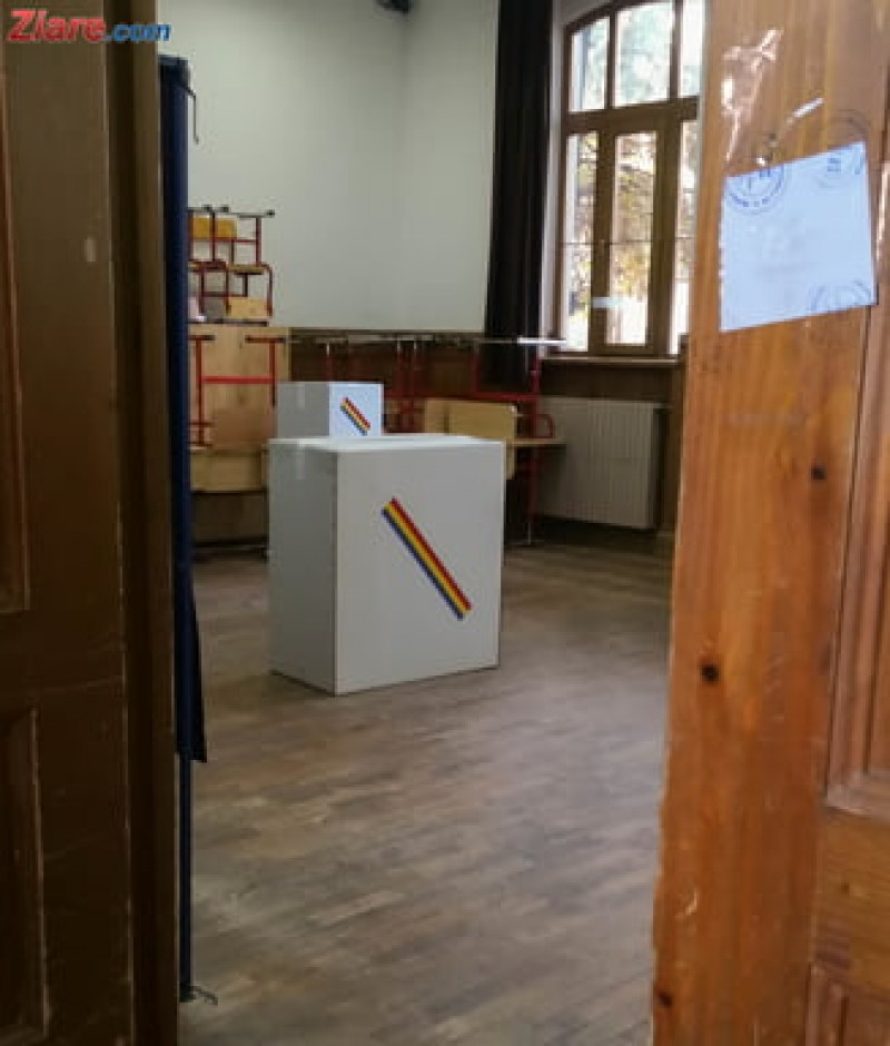 Rezultate parțiale la referendum: Prezența la vot - 21,08%. 91,5% au votat DA