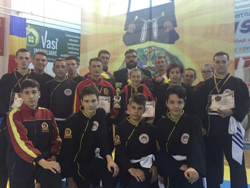 Rezultate remarcabile pentru Clubul Sportiv DAO Botosani, la Campionatul National de QWAN KI DO – juniori si seniori! FOTO