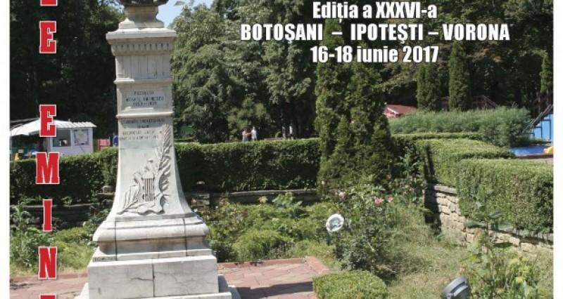 """Rezultatele Concursului Naţional de Poezie şi Interpretare Critică a Operei Eminesciene """"Porni Luceafărul…"""", ediţia a XXXVI-a"""