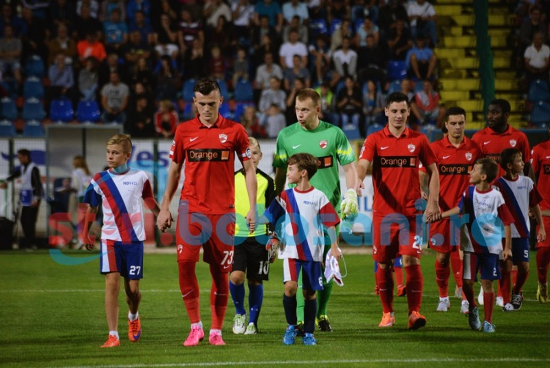 Rezultatele etapei a VI-a din Liga 1: Dinamo, doar egal cu Medias!