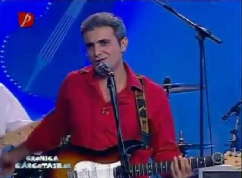 Robert Turcescu s-a apucat de cantat! - Ce nota ii dai? - VIDEO