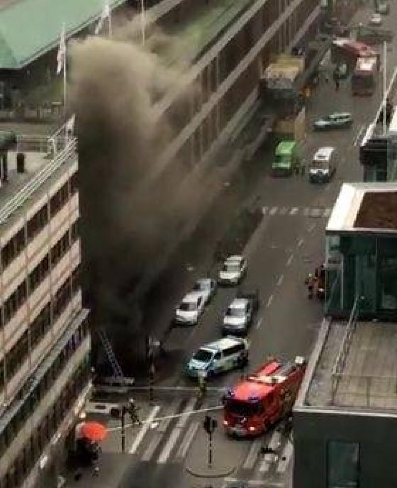 Româncă rănită în atentatul din Stockholm!