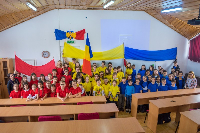 Români pentru români! FOTO
