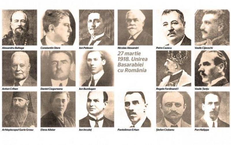 România 100 - 25 martie 2018: Botoșănenii, așteptați la Marea Adunare Centenară de la Chișinău!