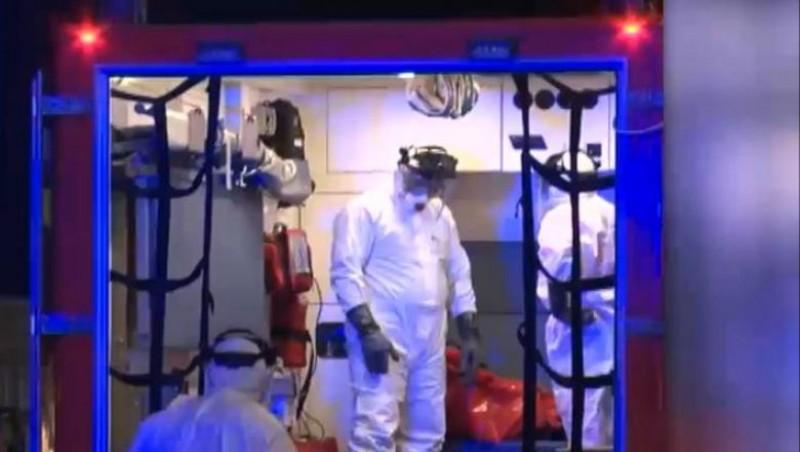 România a depășit pragul de 1300 de decese în rândul infectaților cu COVID