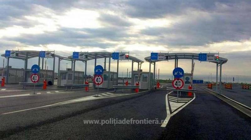 România a închis 7 puncte de trecere a frontierei