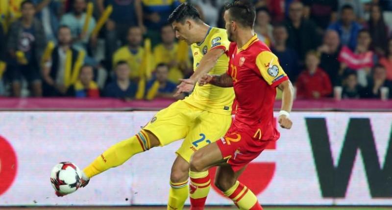 Romania a remizat cu Muntenegru! Stanciu a ratat un penalty la ultima faza!