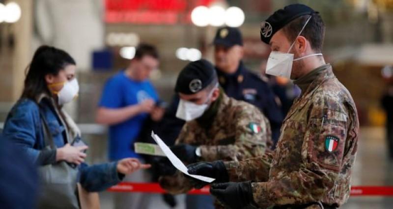 România a suspendat transportul rutier și feroviar cu Italia. A doua patrie a românilor a intrat, de astăzi, într-o nouă eră: nimeni nu intră și nu iese din țară