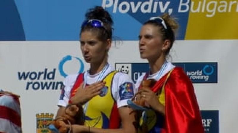 România câștigă aur și argint la Campionatele Mondiale de Canotaj