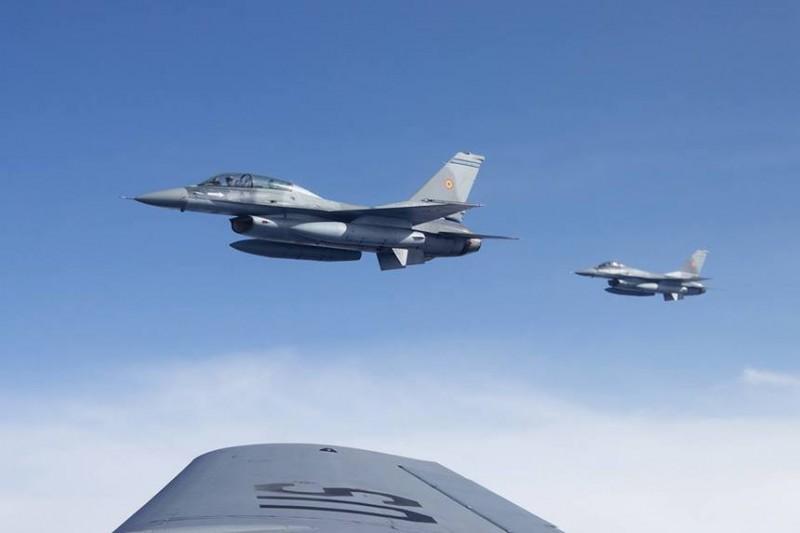 România cumpără încă cinci avioane de vânătoare F-16 de la Portugalia