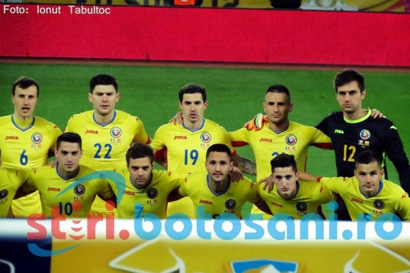 România debutează în preliminariile CM din 2018, contra Muntenegrului