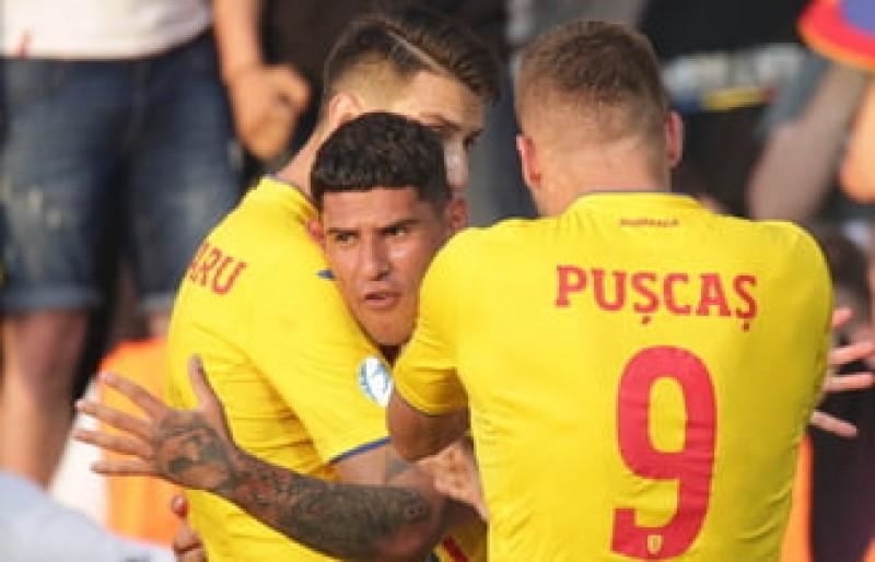 România este în semifinalele EURO U21! Urmează meciul cu Germania