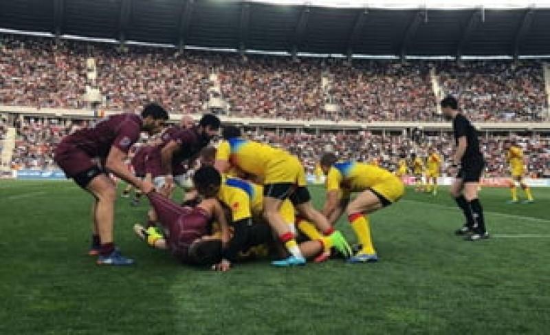 România, exclusă de la Cupa Mondiala de rugby și penalizată și cu o amendă în valoare de 100 de mii de lire sterline!