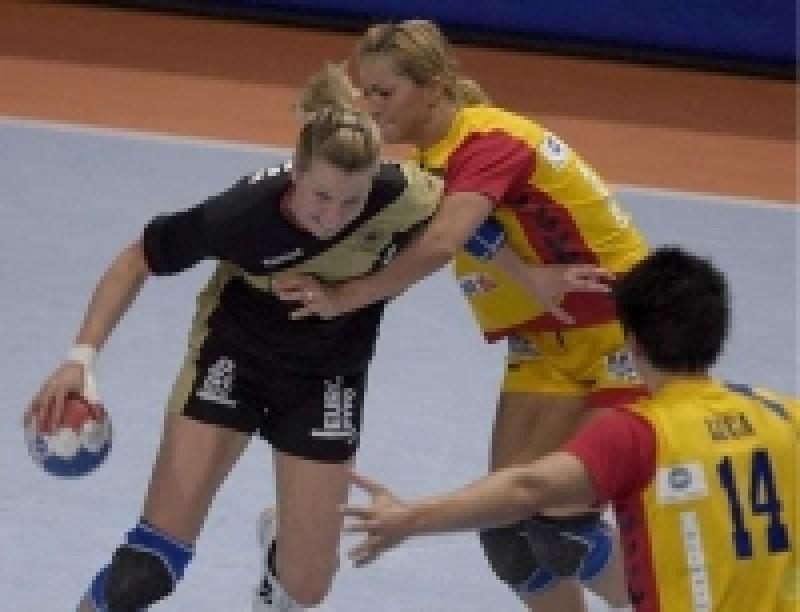 ROMANIA - GERMANIA 35-36: Fără medalii