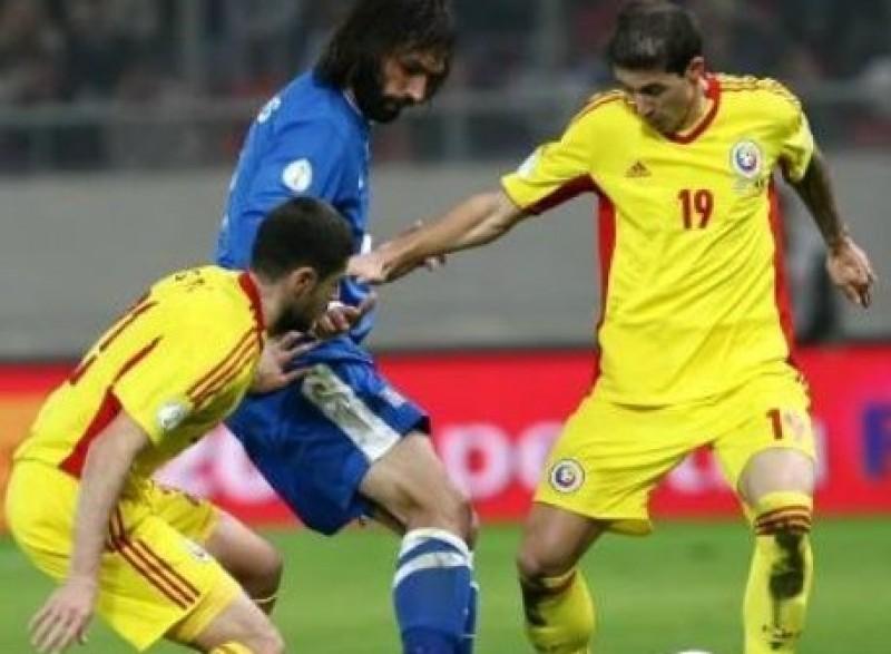 Romania - Grecia: Echipe probabile, ultimele informatii si televizari