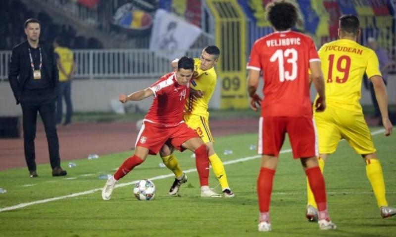 România întâlneşte Serbia, duminică, în al patrulea meci din Liga Naţiunilor