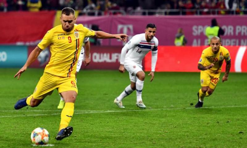România - Norvegia 1-1! Andone - invizibil, Bordeianu - modest! Burcă își amână debutul!