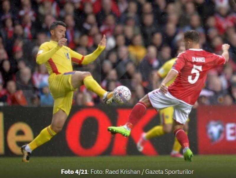 România obține un punct în Danemarca, scor 1-1, însă danezii merg la baraj