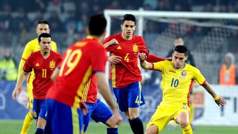 România – Spania în preliminariile EURO 2020: meci cu casa închisă! S-au vândut 50.000 de tichete!