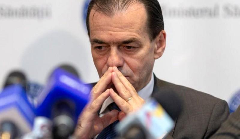 România, vid legislativ anti-Covid-19! Ludovic Orban: Nu țineți cont de deciziile CCR, fiți responsabili și rămâneți în spitale
