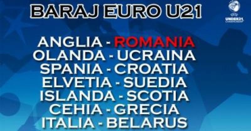 Romania vs. Anglia, la Botosani