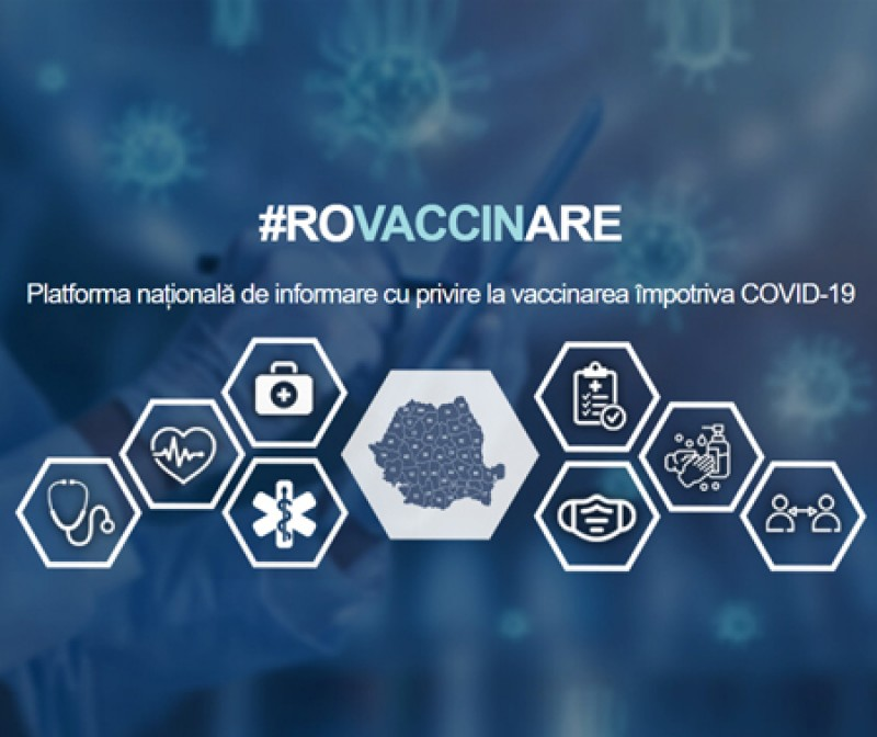 Românii nu se mai pot programa pe platforma dedicată vaccinării împotriva COVID-19. De ce va fi sistată aplicația.