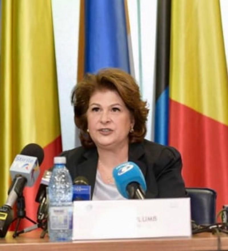 Rovana Plumb, propusa de premierul Dancila ca interimar la Educatie