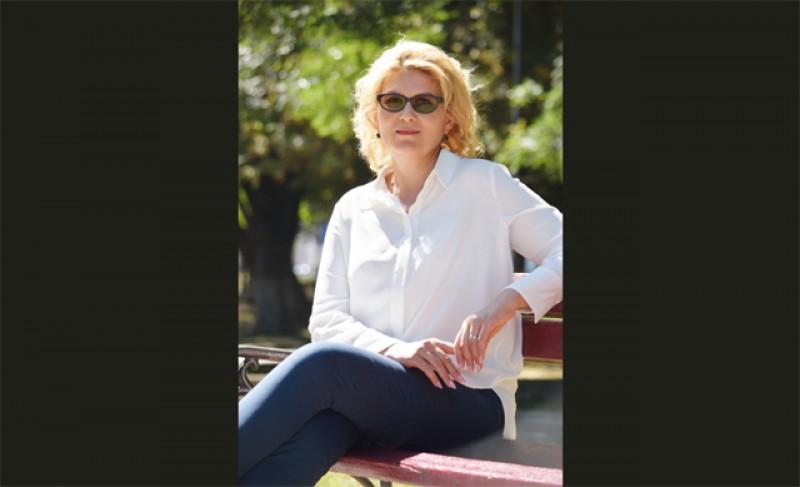 Roxana Florentina Țurcanu – candidat ALDE la Primăria municipiului Botoșani: De 8 ani municipiul Botoșani a bătut pasul pe loc