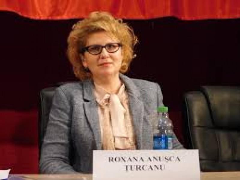 Roxana Țurcanu a fost numită președinte interimar al filialei ALDE Botoșani