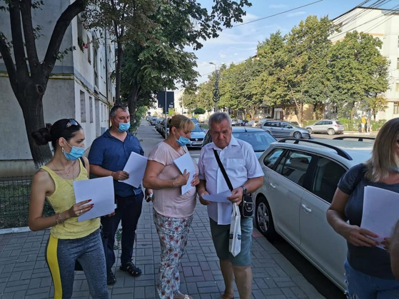 """Roxana Țurcanu: """"Zilnic voi fi pe străzile din municipiul Botoșani. Prioritatea mea este să discut cu cetățenii"""""""