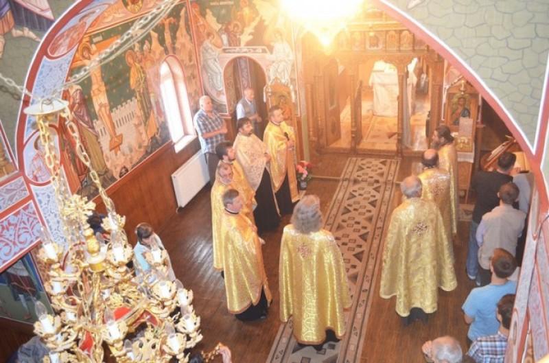 Rugăciune dincolo de gratii: Pomenirea Tuturor Sfinţilor la Penitenciarul Botoşani