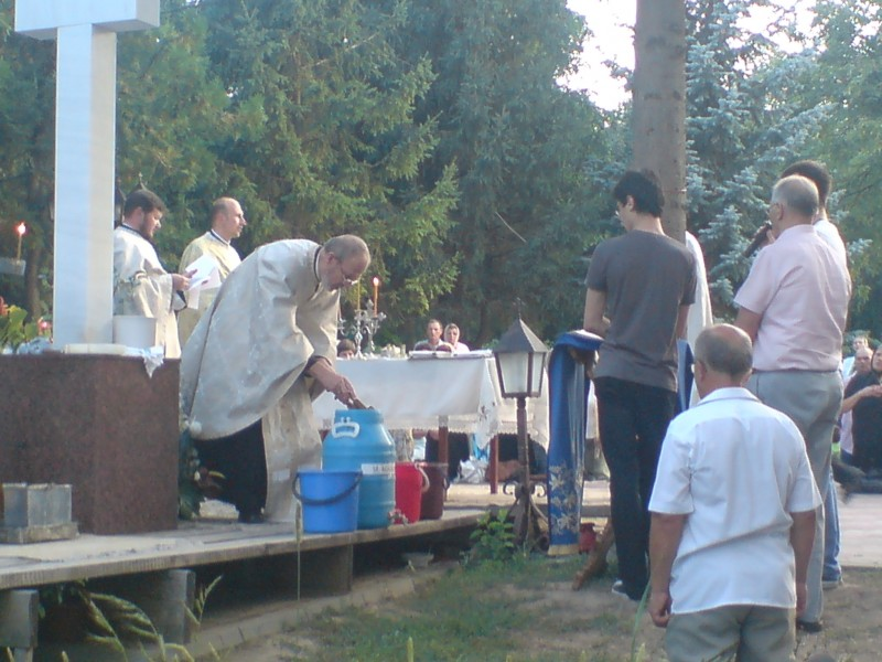 Rugaciuni pentru ploaie in bisericile din Botosani!