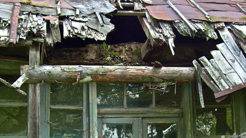 RUȘINE SĂ NE FIE: Cine salvează Casa lui Enescu de la Mihăileni? VIDEO