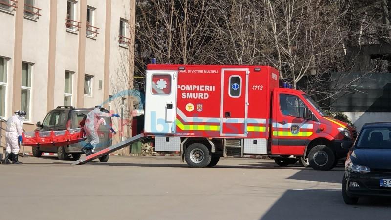 S-a confirmat primul caz de coronavirus în Botoșani. Update: pacientul este transferat la Iași
