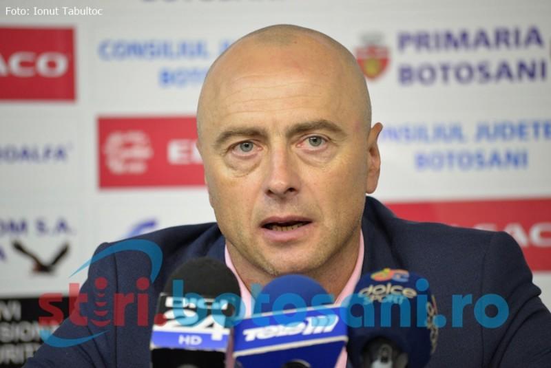 """S-a decis soarta lui Leo Grozavu la FC Botosani! Iftime: """"Situatia echipei nu ne da liniste"""""""