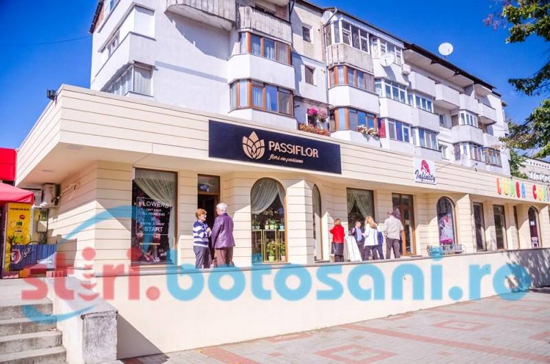 S-a deschis cea mai nouă şi mai cochetă florărie din Botoşani! FOTO