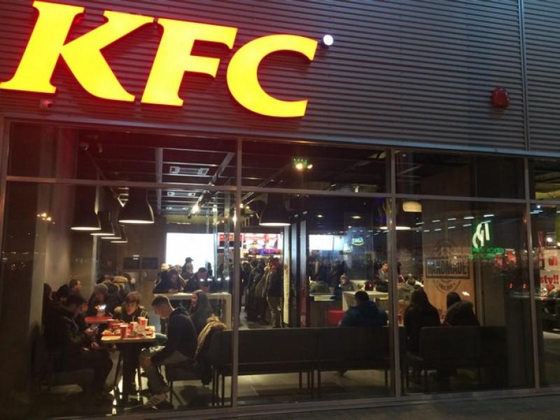 S-a deschis primul restaurant KFC la Botoşani-FOTO