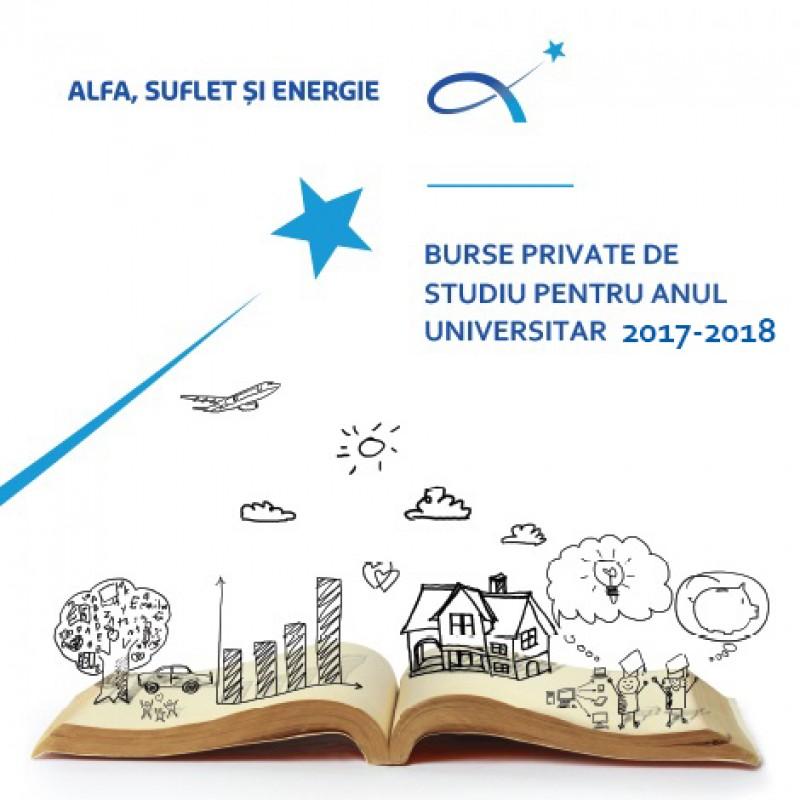S-a lansat cea de-a patra ediție a programului de burse private pentru tineri- Fabrica de Excelență