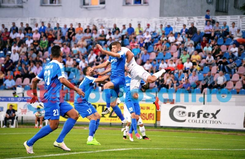 S-a lasat cu amenzi la meciul FC Botosani - Pandurii! Roman si Chiribici au fost suspendati!