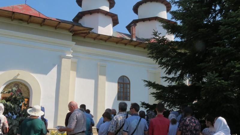 S-a Pogorât Duhul Sfânt peste Mănăstirea Agafton. Locul unde Eminescu a găsit Pacea - FOTO