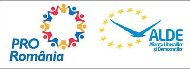 S-a rupt lanțul de iubire! PRO România și ALDE au divorțat înainte de căsătorie