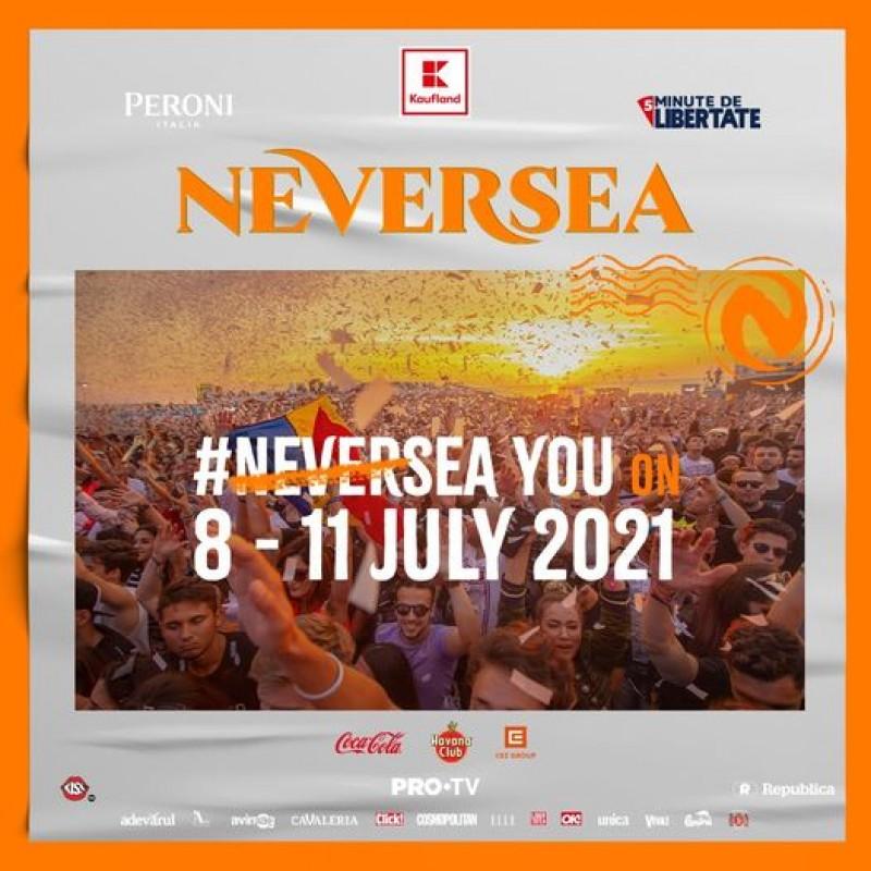 S-a stabilit data desfășurării festivalul NEVERSEA 2021