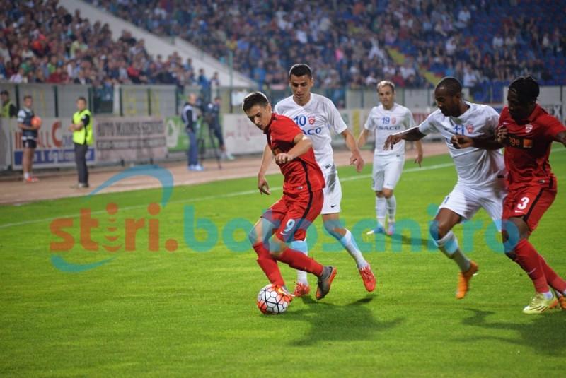 S-a stabilit data si ora meciului dintre Dinamo Bucuresti si FC Botosani