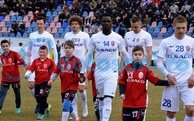 S-a stabilit programul play-out-ului! Vezi cand joaca FC Botosani si cu cine!