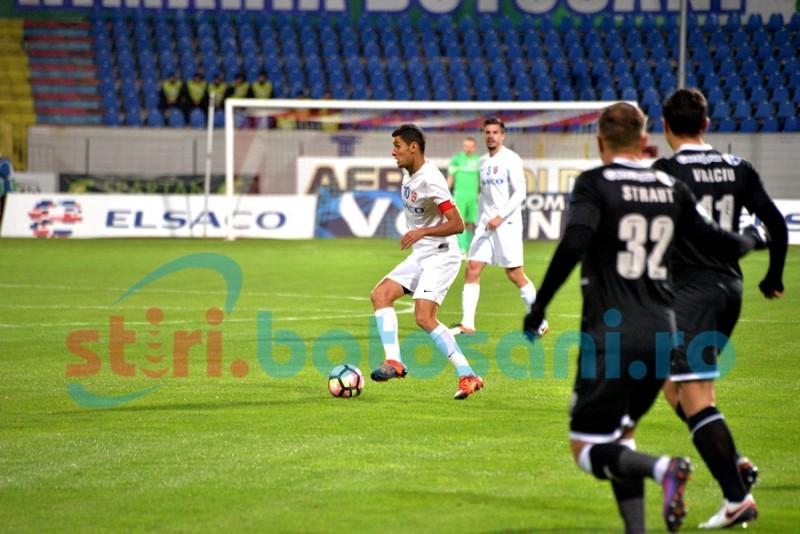 S-a stabilit ziua și ora meciului dintre FC Botoșani și Poli Timișoara!