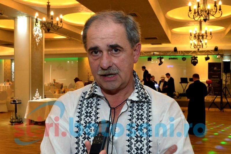 S-a stins din viață Dorin Romeo Floareș, președintele Camerei de Comerț Botoșani