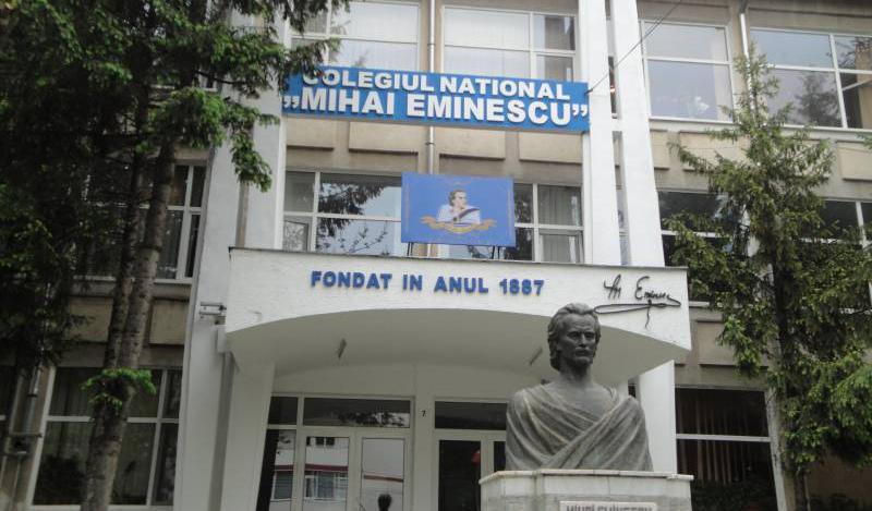 """S-a stins din viață un fost cadru didactic al Colegiului """"Mihai Eminescu"""" din Botoșani"""
